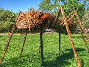 Big Bug Sculpture