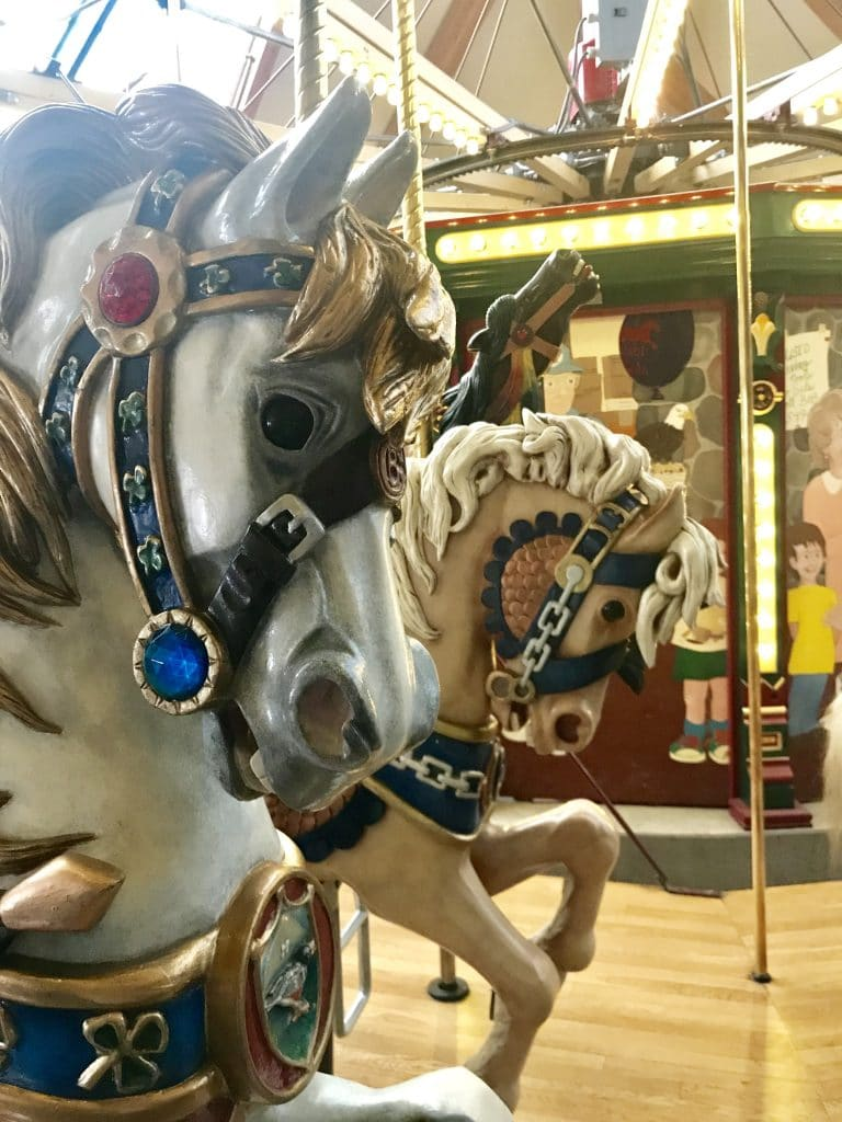 Columbia Belle A Carousel for Missoula