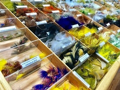 dry flys for sale at Grizzly Hackle Fly Shop