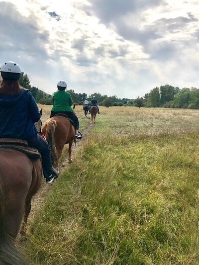 Dunroving Trail Riding in Missoula